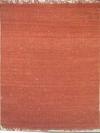 שטיח המפ חום אדום
